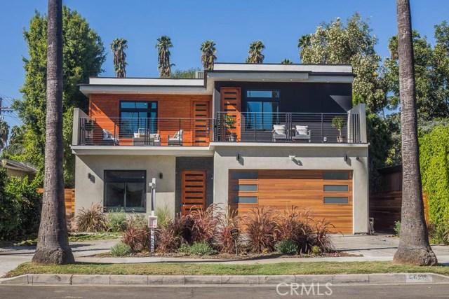 Single Family Home for Sale at 4421 Mary Ellen Avenue 4421 Mary Ellen Avenue Sherman Oaks, California 91423 United States