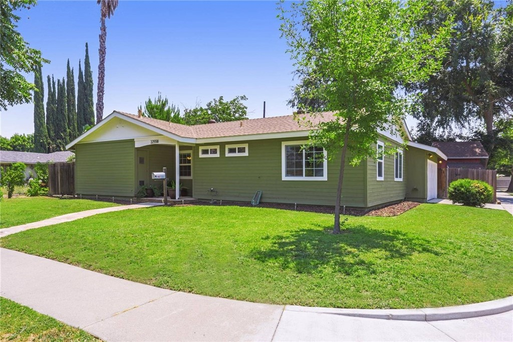 22558 SCHOOLCRAFT Street, West Hills, CA 91307