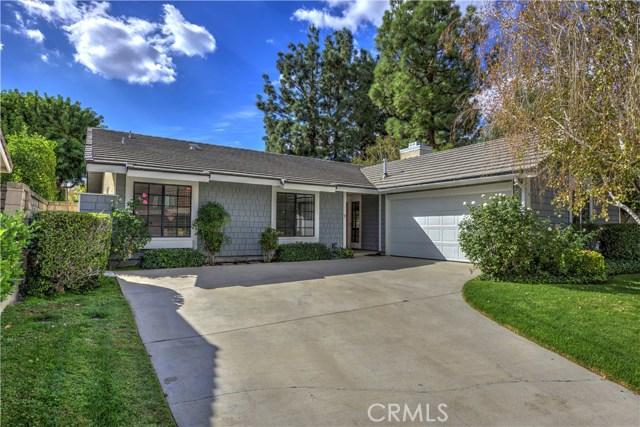 25515 Via Jardin Valencia, CA 91355 - MLS #: SR17225446