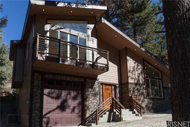 Detail Gallery Image 1 of 25 For 1328 Linden Dr, Pine Mountain Club,  CA 93222 - 3 Beds | 1/1 Baths