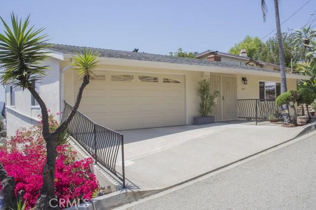 1241 Corona Drive Glendale, CA 91205 - MLS #: SR17005137