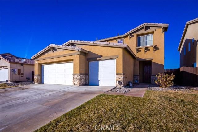 Single Family Home for Sale at 3309 Rosegold Avenue 3309 Rosegold Avenue Rosamond, California 93560 United States