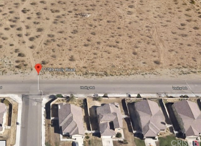 Land for Sale at 11789 Holly 11789 Holly Adelanto, California 92301 United States