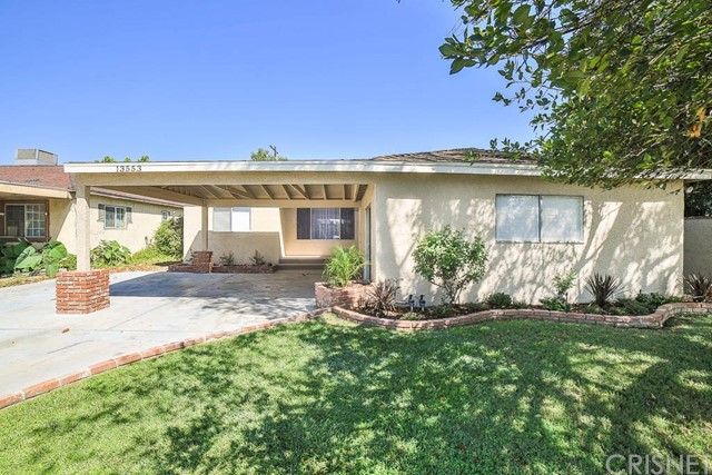 Single Family Home for Sale at 13553 Montague Street Arleta, California 91331 United States