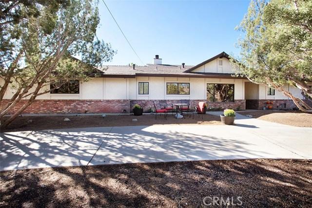3818 Gillespie Avenue Acton, CA 93510 - MLS #: SR17207837