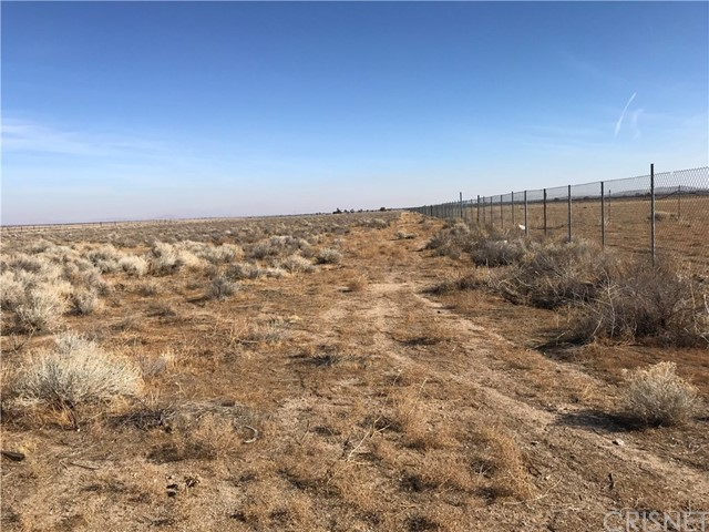 Land for Sale at 225 Vac/225th Stw Drt /Vic Avenue Fairmont, 93536 United States