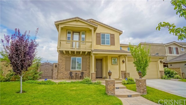 Single Family Home for Sale at 22470 Leaf Spring Court Saugus, California 91350 United States