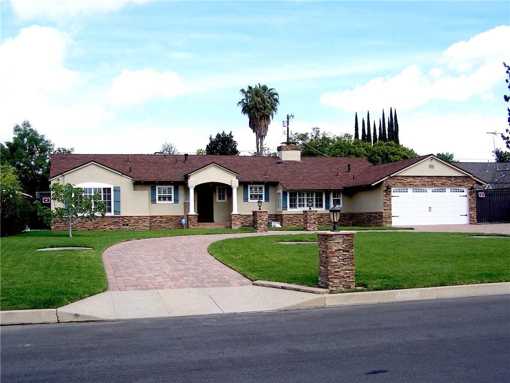 Single Family Home for Rent at 17439 Sunburst Street Northridge, California 91325 United States