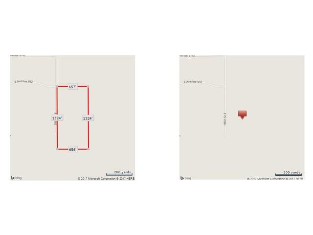 116 W Street East & Ave. V-12 Pearblossom, CA 93553 - MLS #: SR17157807