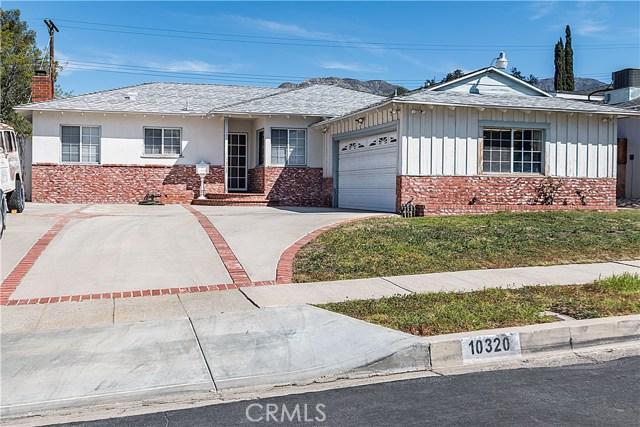 10320 Langmuir Avenue, Sunland, CA 91040