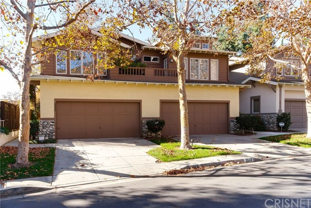 Townhouse for Sale at 2846 Butter Creek Drive 2846 Butter Creek Drive Pasadena, California 91107 United States