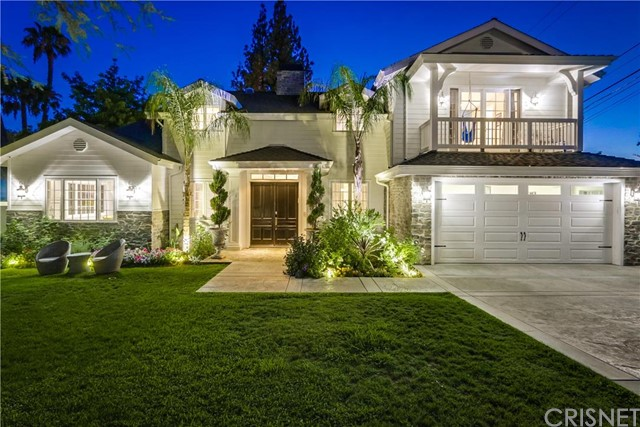 Single Family Home for Sale at 5019 Bluebell Avenue Valley Village, California 91607 United States