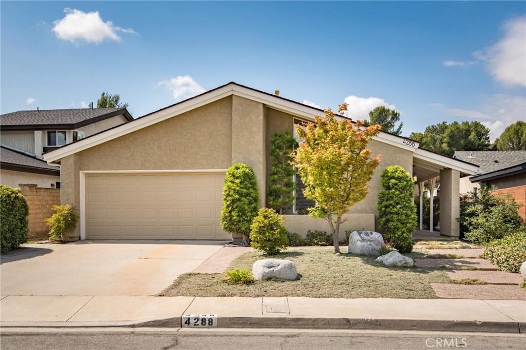 4288 SILVERADO Drive, Thousand Oaks, CA 91360