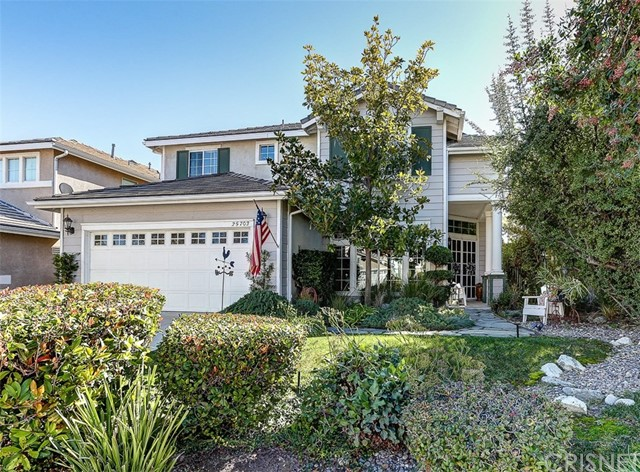 Single Family Home for Sale at 25702 Wilde Avenue Stevenson Ranch, California 91381 United States