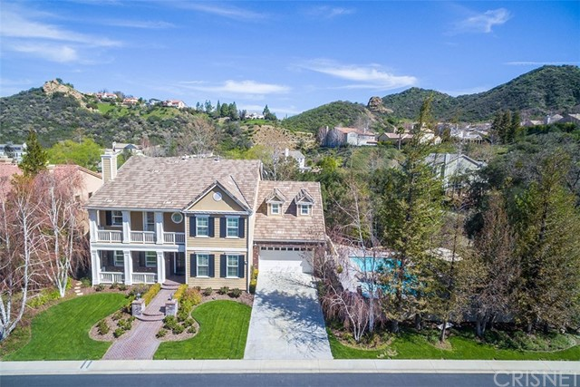 Single Family Home for Sale at 1482 Caitlyn Circle Westlake Village, California 91361 United States