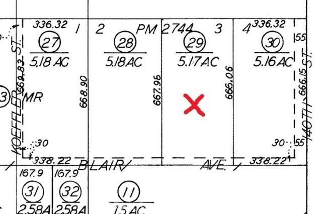 0 Blair St North Edwards, CA 0 - MLS #: SR18049701