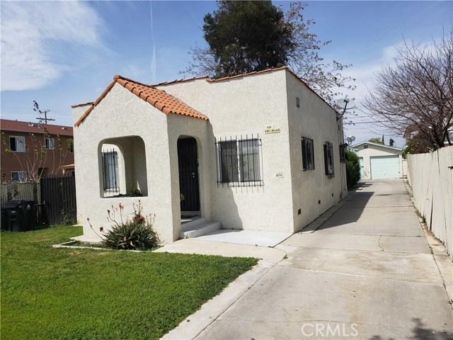 131 105th Street, Los Angeles, CA, 90003
