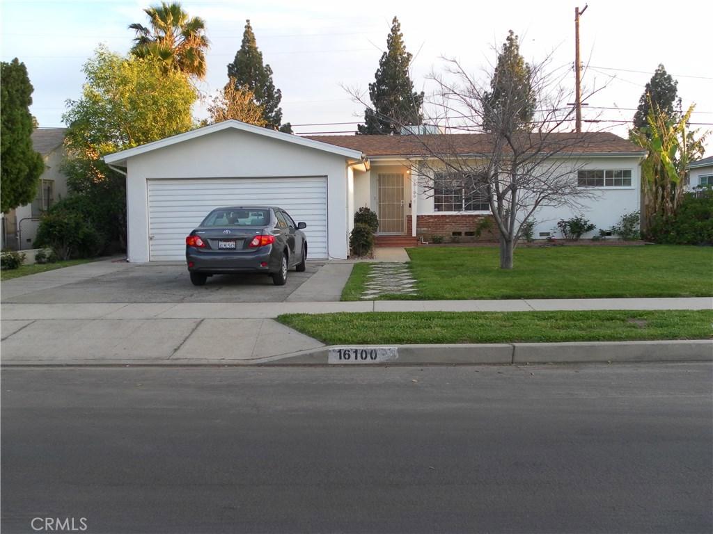 16100 Blackhawk Street, Granada Hills, CA 91344
