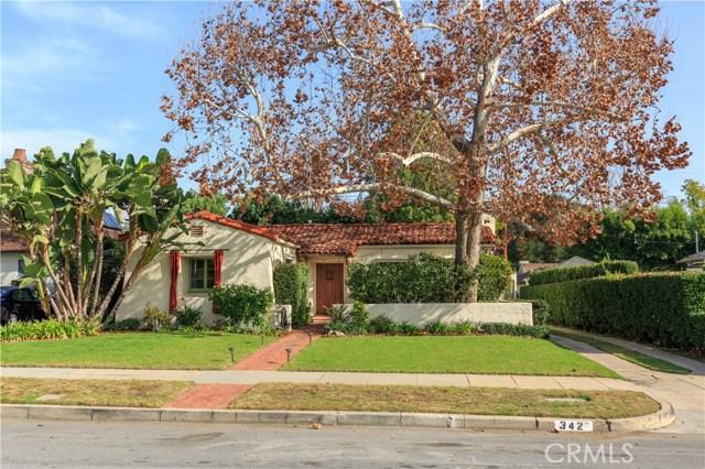 342 Parkwood Avenue, Pasadena, CA, 91107