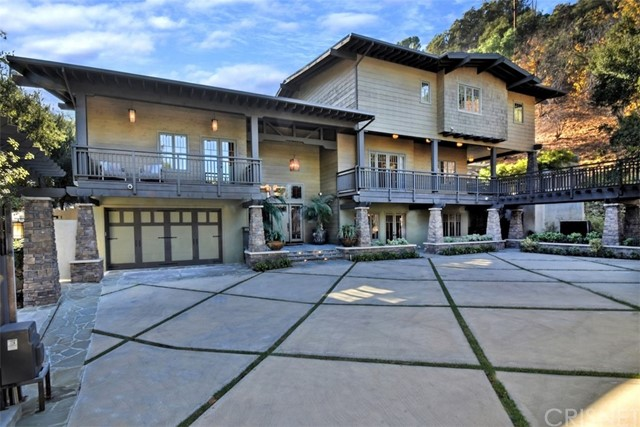 Single Family Home for Sale at 3931 Oeste Avenue 3931 Oeste Avenue Studio City, California 91604 United States