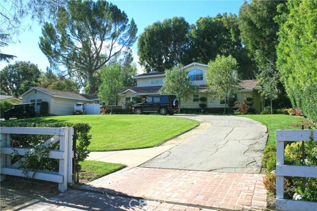 5421 Round Meadow Road, Hidden Hills CA 91302