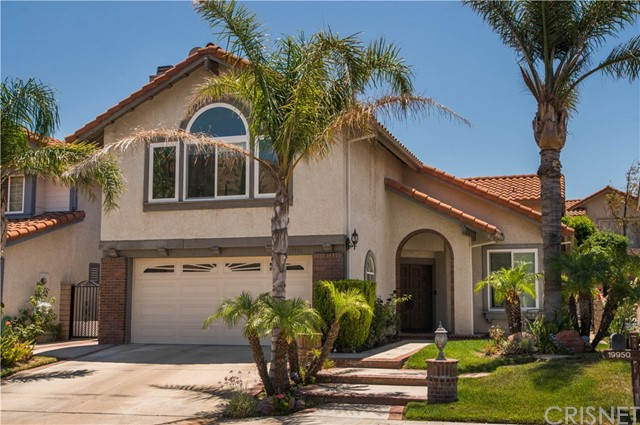 19950 Crystal Hills Lane , CA 91326 is listed for sale as MLS Listing SR17141744
