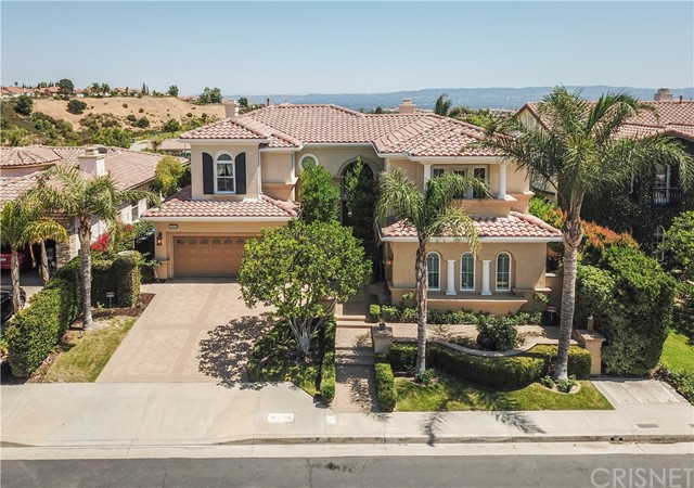 20112 Via Cellini Northridge, CA 91326 - MLS #: SR18163839