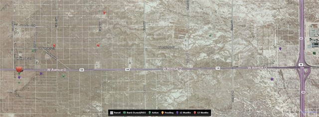 55 St. West and Ave. D (Hwy 138) Lancaster, CA 93536 - MLS #: SR17156582