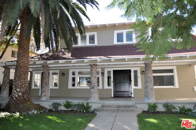 Single Family Home for Rent at 1243 Fuller Avenue N West Hollywood, California 90046 United States