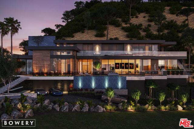1511 Summitridge Drive  Beverly Hills CA 90210