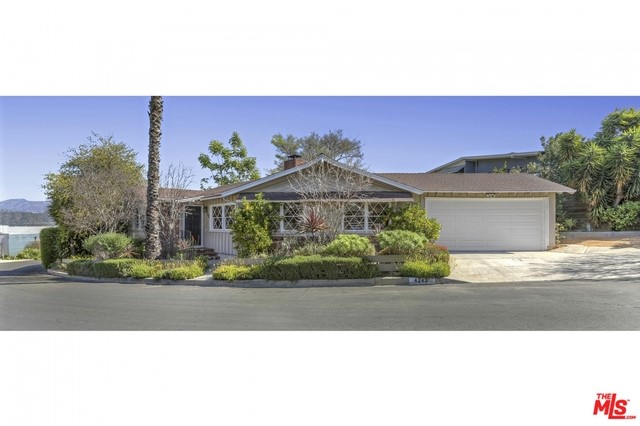 Single Family Home for Sale at 4243 Palmero Drive Los Angeles, California 90065 United States