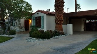 155 E Ocotillo Avenue Palm Springs, CA 92264 is listed for sale as MLS Listing 16184364PS