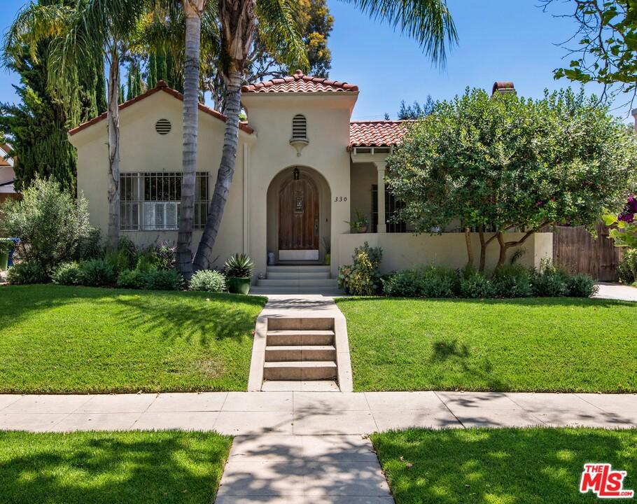 330 S MANSFIELD Avenue #  Los Angeles CA 90036
