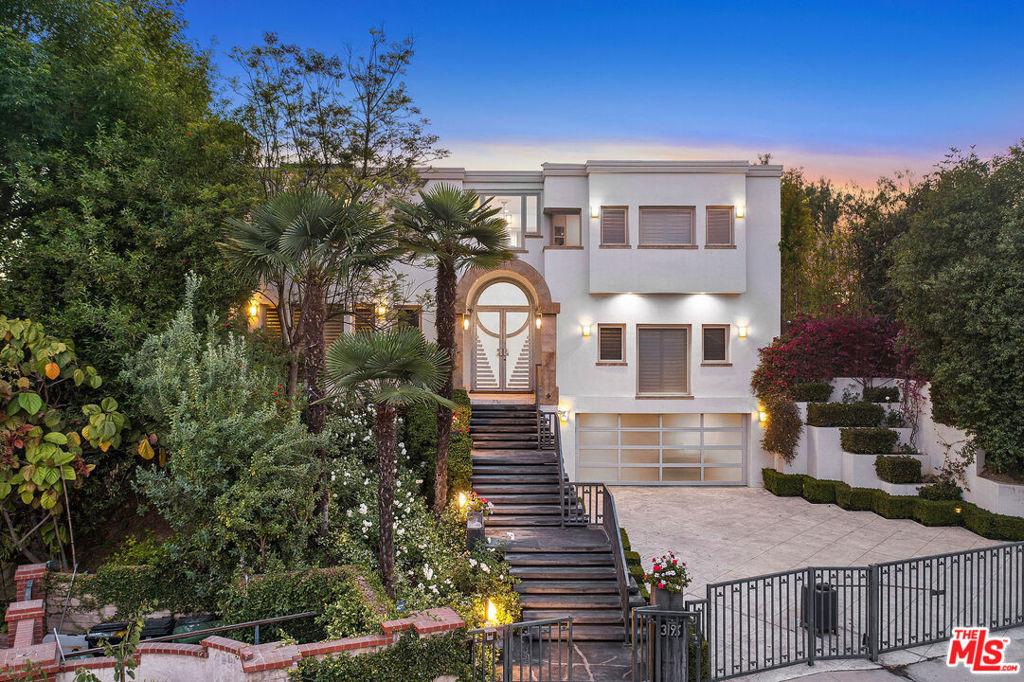 3195 Deep Canyon Drive #  Beverly Hills CA 90210