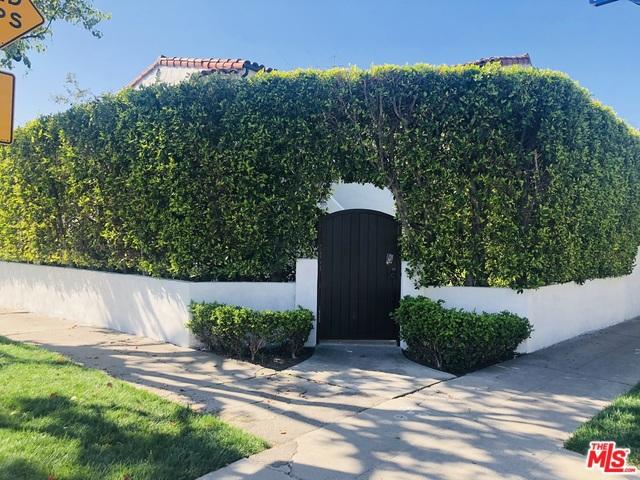 851 N Alfred St # 1/2 West Hollywood CA 90069