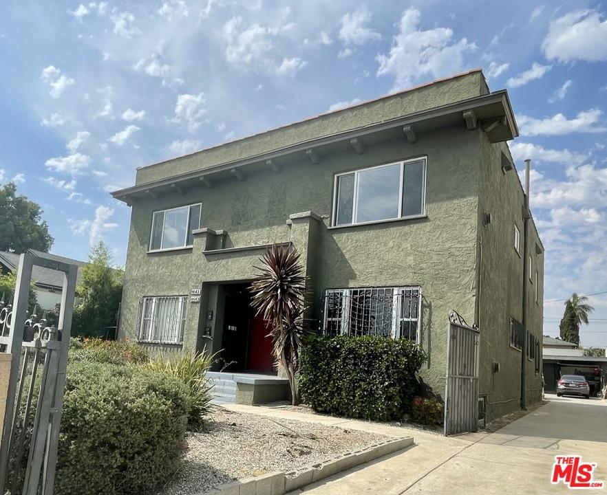 4641 Pickford Street #  Los Angeles CA 90019