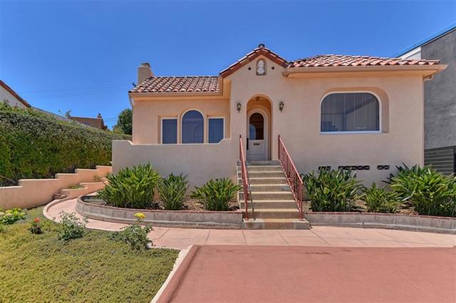 1092 Evergreen  San Diego CA 92106