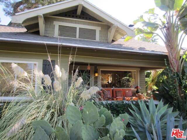 Single Family Home for Rent at 1528 Curson Avenue N Los Angeles, California 90046 United States