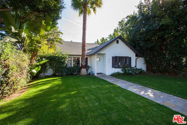 314 N Oakhurst Drive  Beverly Hills CA 90210