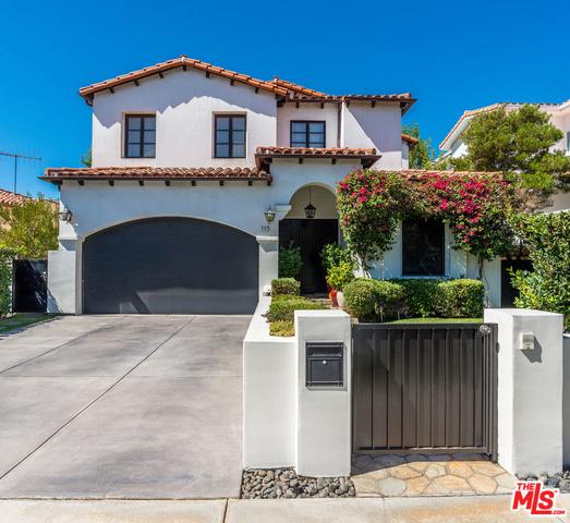 115 S EDINBURGH Avenue, Los Angeles CA 90048