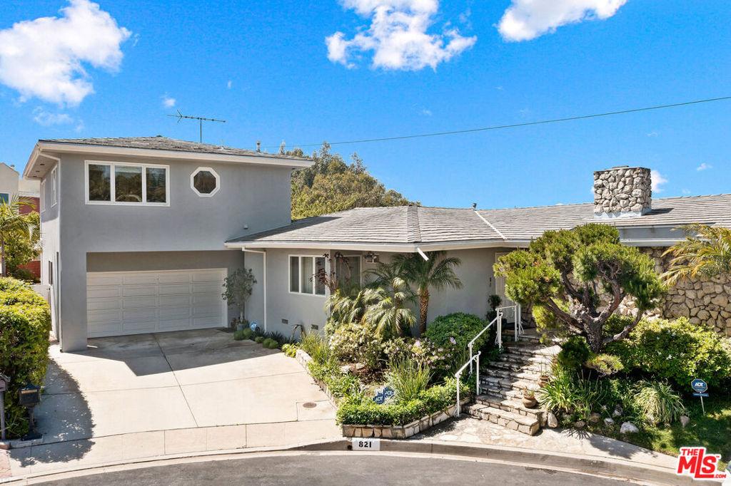 821 Glenmere Way #  Los Angeles CA 90049