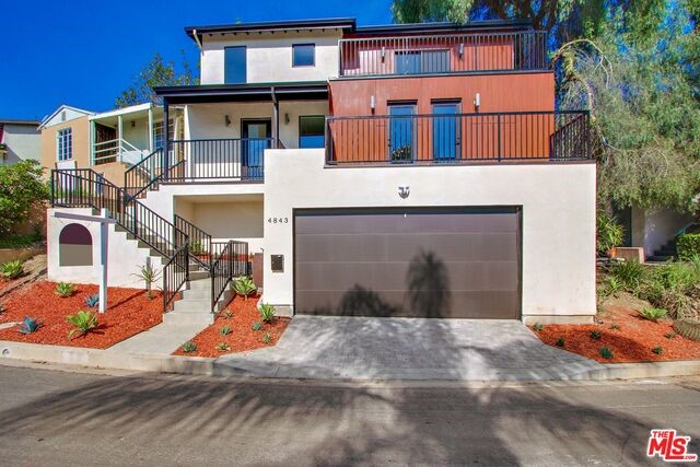 Single Family Home for Sale at 4843 Seldner Avenue Los Angeles, California 90032 United States