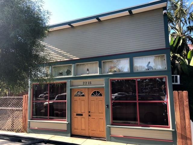 2215 Logan Avenue  San Diego CA 92113