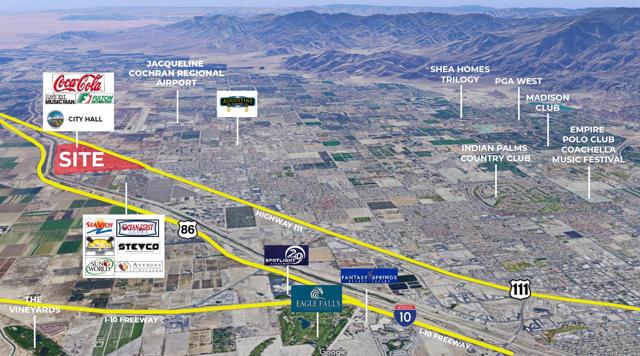 0 Enterprise Wy, Coachella, CA, 92236