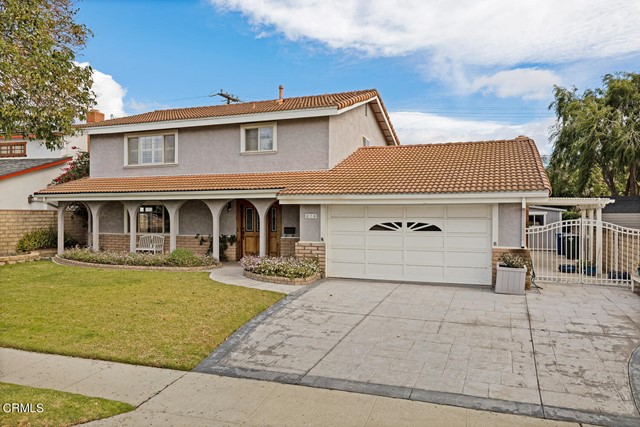 Detail Gallery Image 1 of 36 For 270 Reata Ave, Ventura,  CA 93004 - 4 Beds | 1/1 Baths