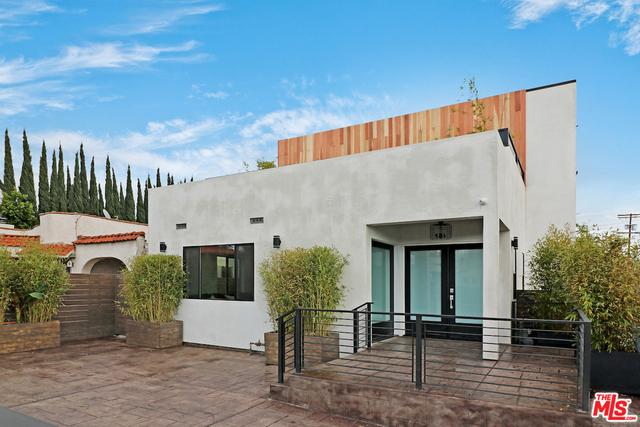712 N MANSFIELD Avenue, Los Angeles CA 90038