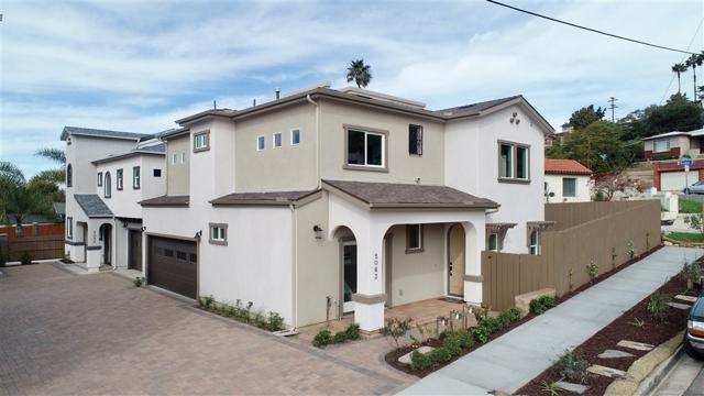 5063 Savannah Street  San Diego CA 92110