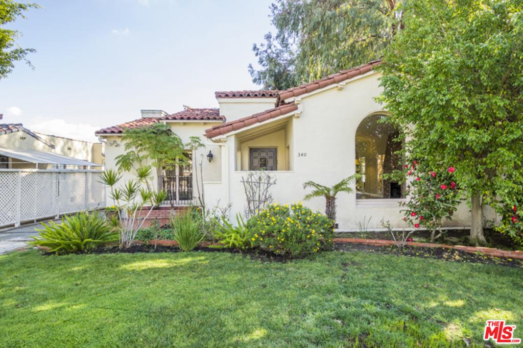 340 S La Peer Drive #  Beverly Hills CA 90211