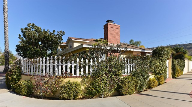Photo of home for sale at 2232 Vallecitos, La Jolla CA
