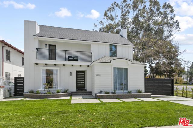 4020 Hepburn Ave, Los Angeles, CA 90008